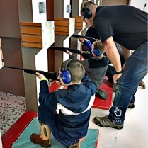Kids Safety - Indoor Range