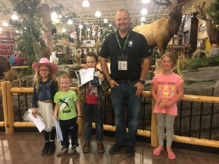 KSF Safety & Intro - Cabela's 03